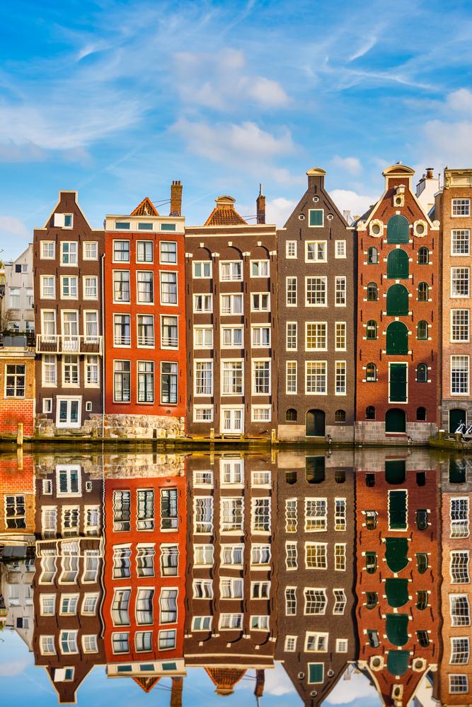 אמסטרדם ביום