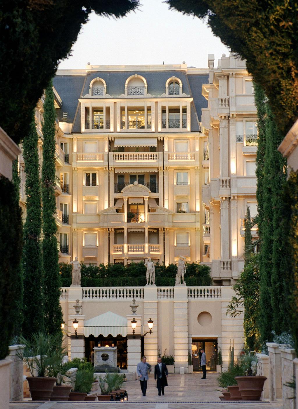 מלון מטרופול במונקו