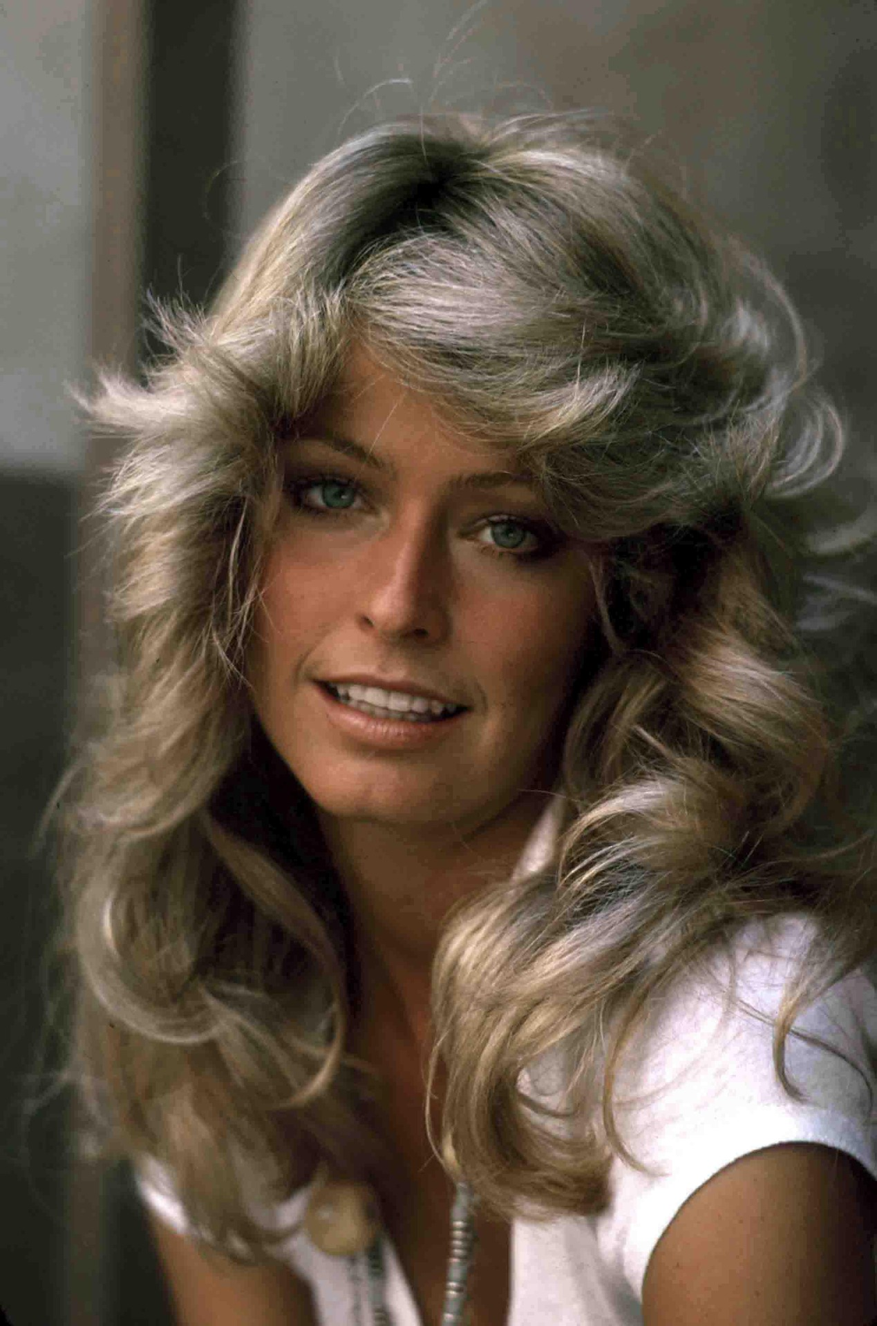 "En la imagen, la actriz Farrah Fawcet.HARRY O -  ""Double Jeopardy"" - Season One - 2/13/1975 An aspiring actor persuades private detective Harry Orwell to protect him from a former syndicate boss who is convinced that the young man killed his daughter. Farrah Fawcett stars as flight attendant Sue Ingham, Harry's neighbor and sometime girlfriend. © ABC / Retna Ltd."