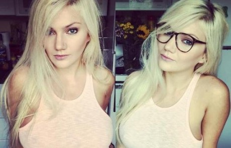 """אחיות? או """"עם או בלי"""" משקפיים, מה אתה אומר?"""