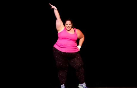 שמנה? אוהבת לרקוד? מתביישת? אין על מה! בואי ללמוד לרקוד ולא להתבייש