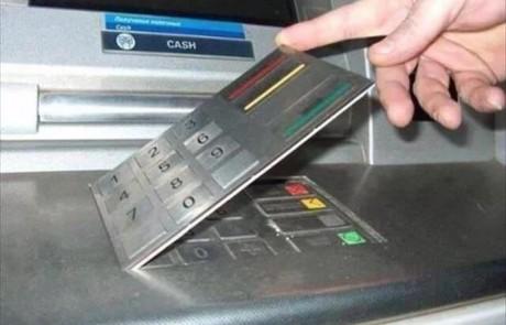 זהירות ! גנבים בכספומט – שימו לב איזה שיטה יש לגנבים כדי להוציא ממכם את הקוד הסודי