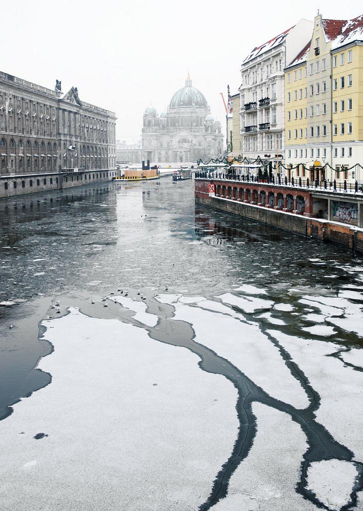 ברלין בחורף