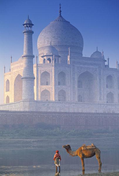 טאז מהל הודו