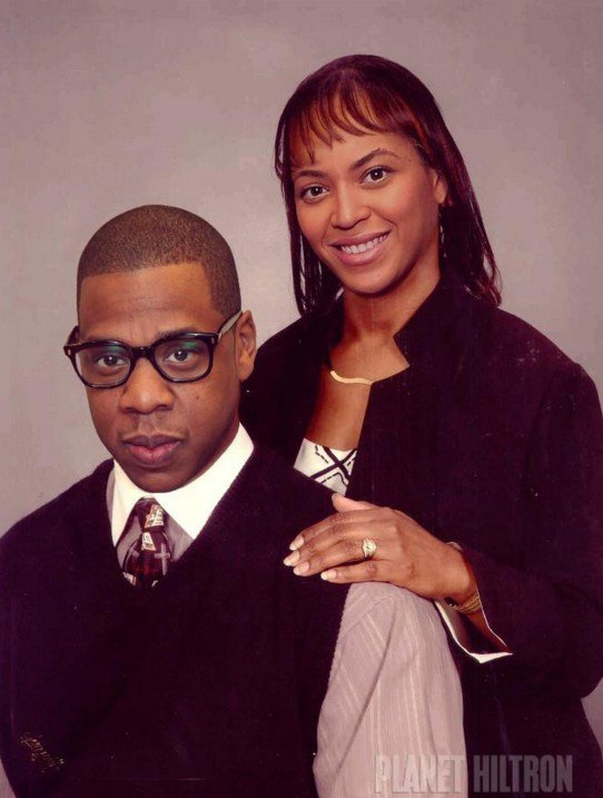 Jay Z and Beonce