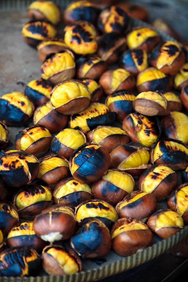 Chestnuts - Istanbul, Turkey