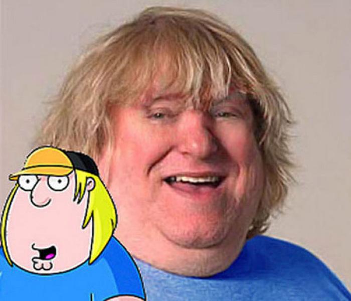 Chris – Family Guy