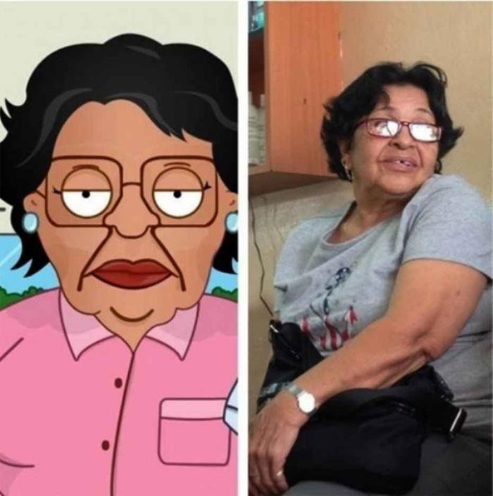 Consuela – Family Guy