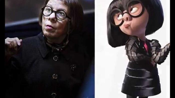 Edna Mode – The Incredibles