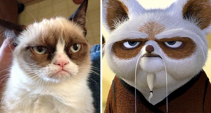 Master Shifu – Kung Fu Panda