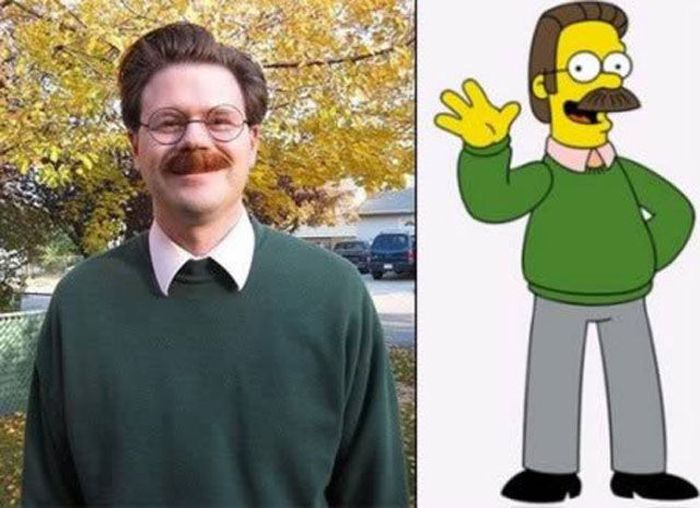 Ned Flanders – The Simpsons