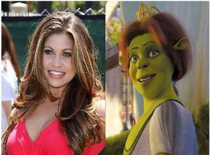 Princess Fiona – Shrek