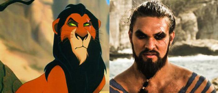Scarr – Lion King