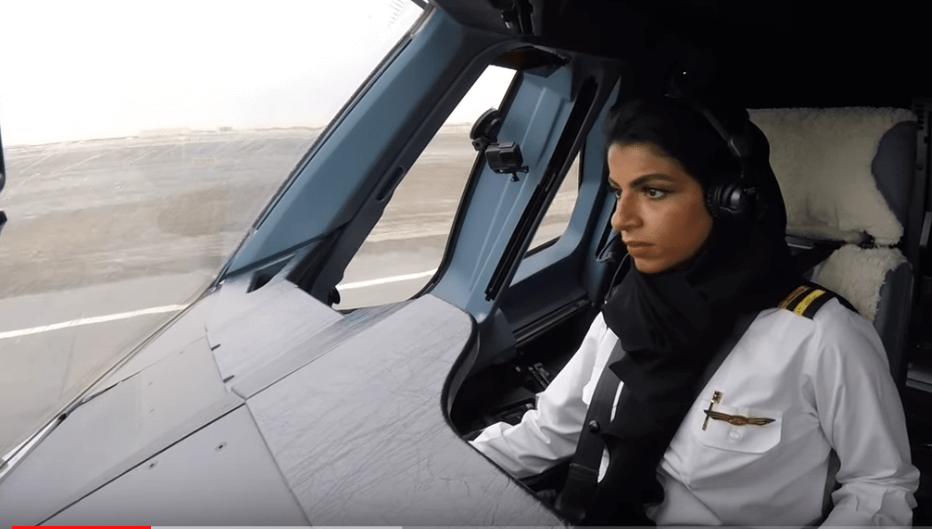 טייסת מטיסה מטוס נוסעים