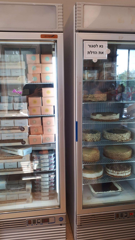 העוגות של שושנה - עוגות במקררים