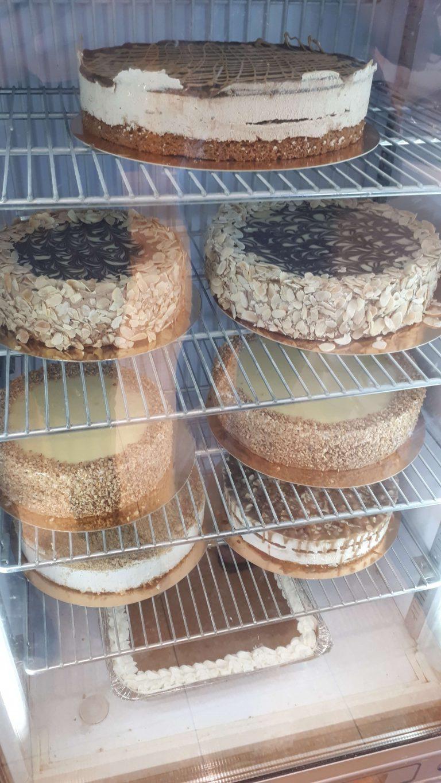העוגות של שושנה - עוגות במקרר