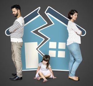 הורים ילדים ומזונות בגירושין