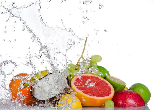 פירות טריים - תזונה נכונה