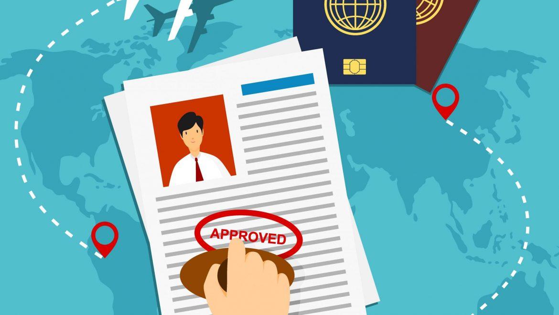 אשרות כניסה, עבודה ושהייה על פי חוק בישראל
