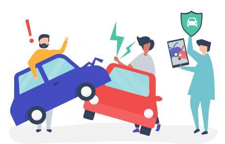 מה עושים במקרה של תאונת דרכים?