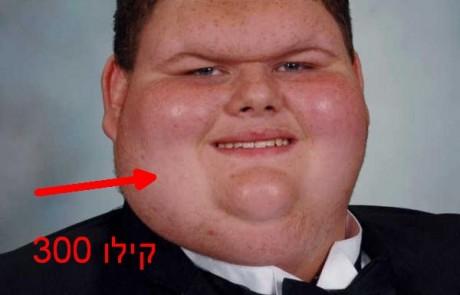 לא תאמינו איזה כישרון נדיר במיוחד מצאו אצל הבחור הזה ששוקל קרוב ל 300 קילוגרמים – חובה לראות!