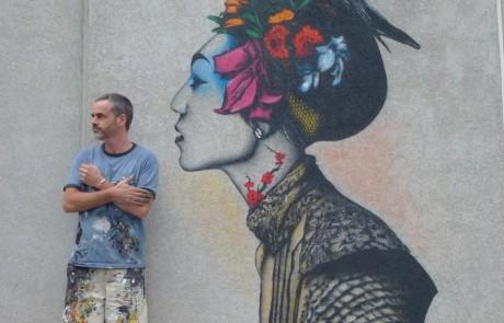 אומנים החליטו להפוך קירות משעמיים למעניינים – אמנות רחוב במיטבה.