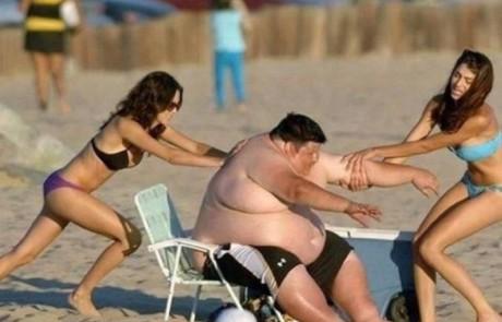 אוסף פדיחות בחוף הים – קורע מצחוק!