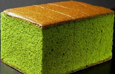 אין זמן לתה ירוק? אז נסו עוגה של תה ירוק במקום!