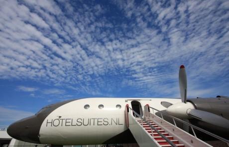מלון עם רעיון? תשנו במטוס ( דיוטי פרי חופשי)