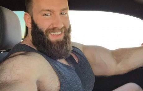 הגבר שלך מתגלח כל בוקר? אוהבת אותם שעירים בפנים? קבלי 126 תמונות של גברים עם זקן.