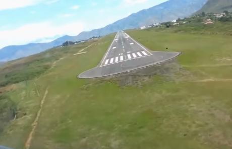 10 שדות התעופה המסוכנים בעולם