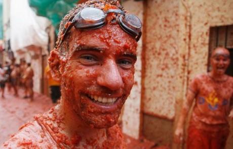 גבר, מפחד מסרטן הערמונית? קח עגבניה!