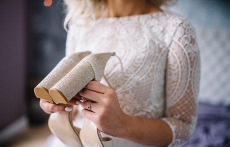 מתחתנת בקרוב ומחפשת נעלי כלה? כדאי שתכירי את כל הטרנדים החמים והמגמות המובילות לשנת 2021