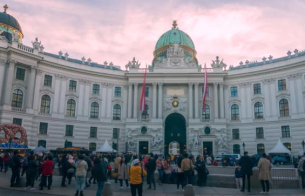 וינה אוסטריה – וידאו באיכות גבוה